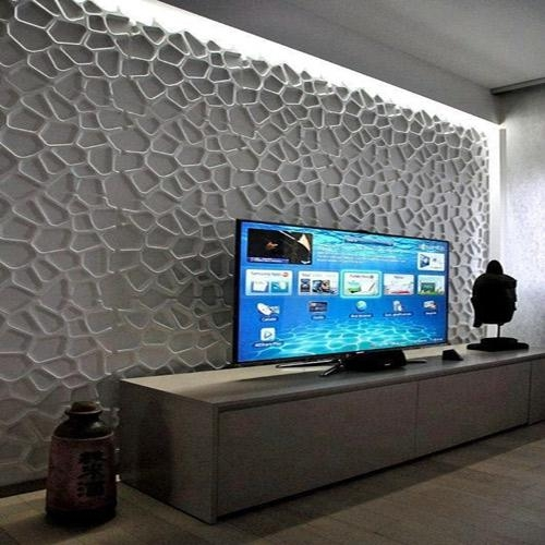3D Wall Panels | Decorative Textured Wall Tiles | Wall Coverings With 3D Wall Art (View 13 of 20)