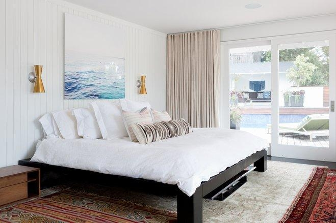 4 Fixes For The Blank Space Above Your Bed | Wayfair Intended For Bed Wall Art (Photo 11 of 20)