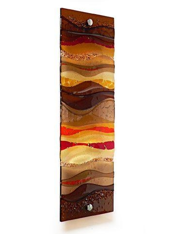 404 Best Fused Wall Panels And Ideas Images On Pinterest | Fused Intended For Fused Glass Wall Art Panels (Image 7 of 20)