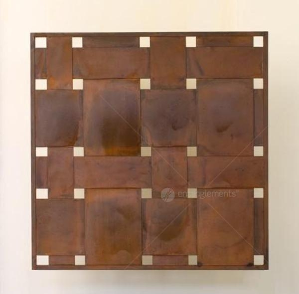 41 Best Woven Copper Images On Pinterest | Metal Walls, Metal Wall Pertaining To Copper Outdoor Wall Art (Image 3 of 20)