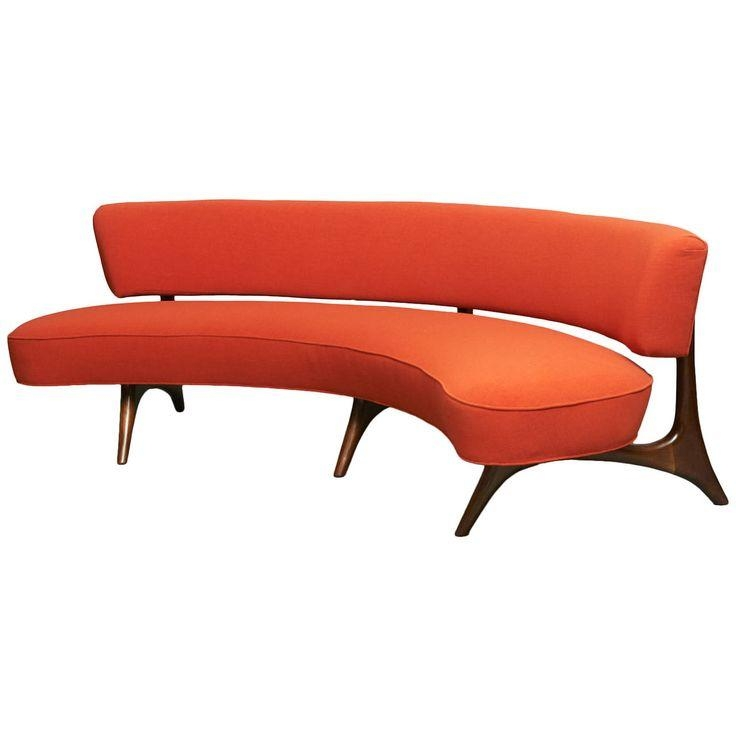 42 Best Couch Images On Pinterest | Mid Century Furniture, Sofas Throughout Floating Sofas (View 15 of 20)