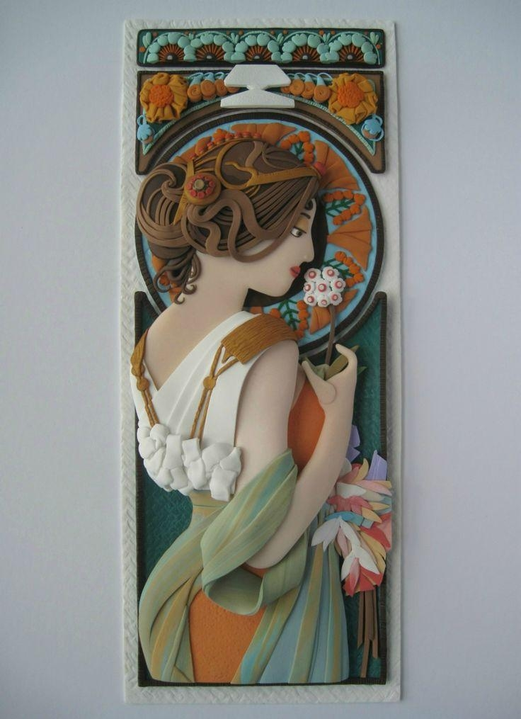 42 Best Tammy Durham Polymer Clay Images On Pinterest | Durham For Polymer Clay Wall Art (Photo 13 of 20)