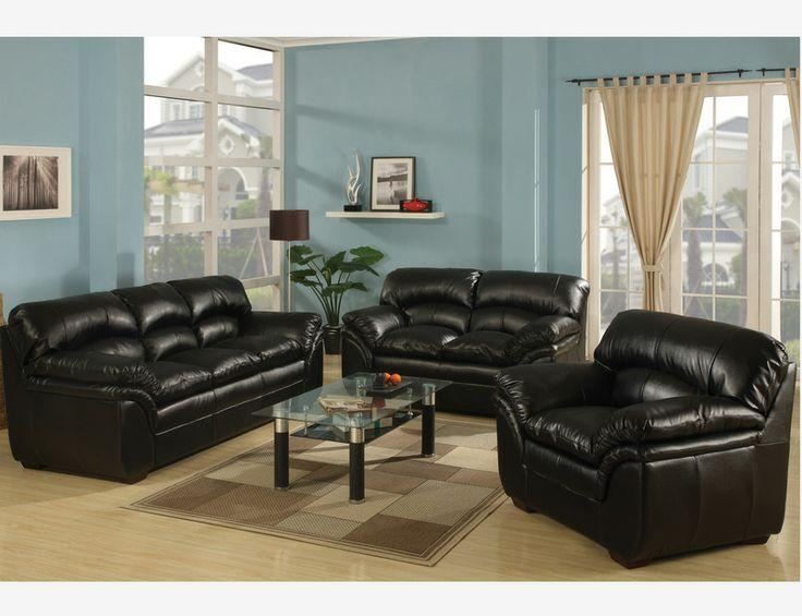 437 Best Sofa Sets Images On Pinterest | Living Room Sets With Black Leather Sofas And Loveseat Sets (Image 1 of 20)