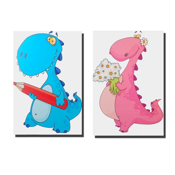 441 Best Things You Can Paint! Images On Pinterest | Drawings Throughout Dinosaur Canvas Wall Art (Image 5 of 20)