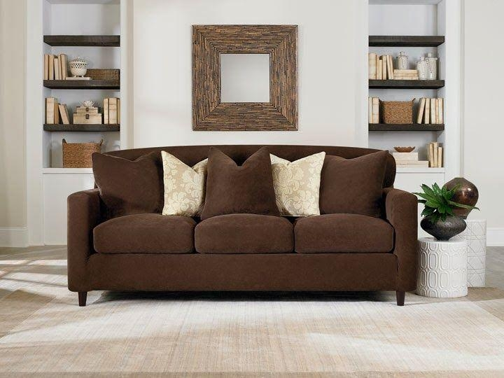 45 Best Loose Back Furniture & Seat Cushions Images On Pinterest With Regard To Individual Couch Seat Cushion Covers (Image 1 of 20)