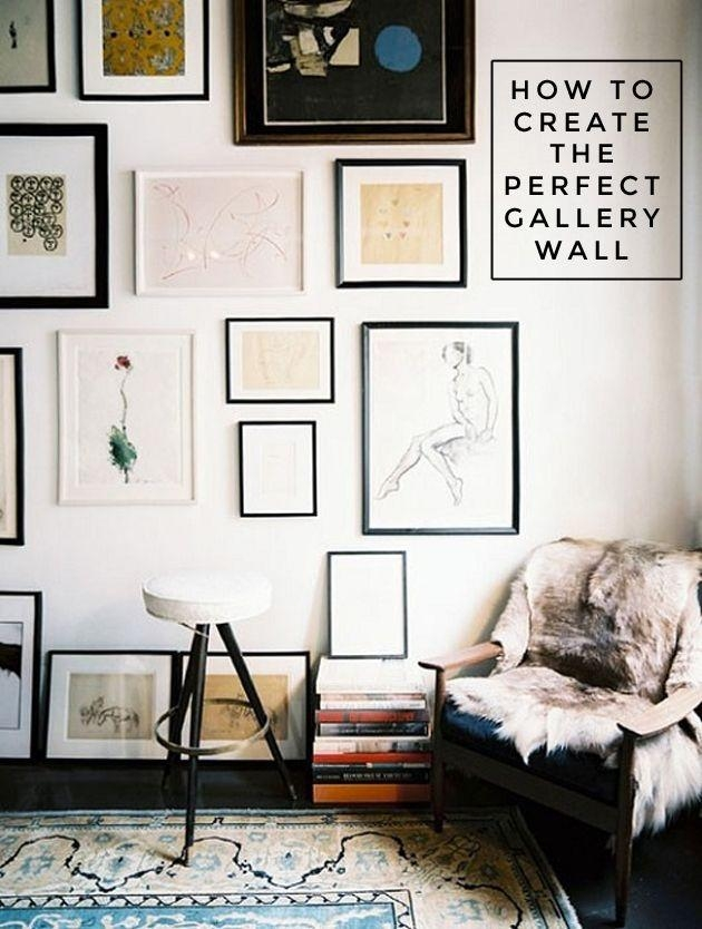 458 Best Art In The Home Images On Pinterest | Live, Home And Frames Pertaining To Pinterest Wall Art Decor (View 8 of 20)