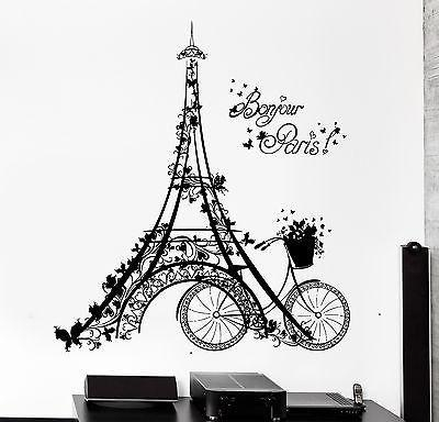 458 Best Paris Themed Teen Bedroom Images On Pinterest | Paris For Paris Themed Stickers (View 6 of 20)