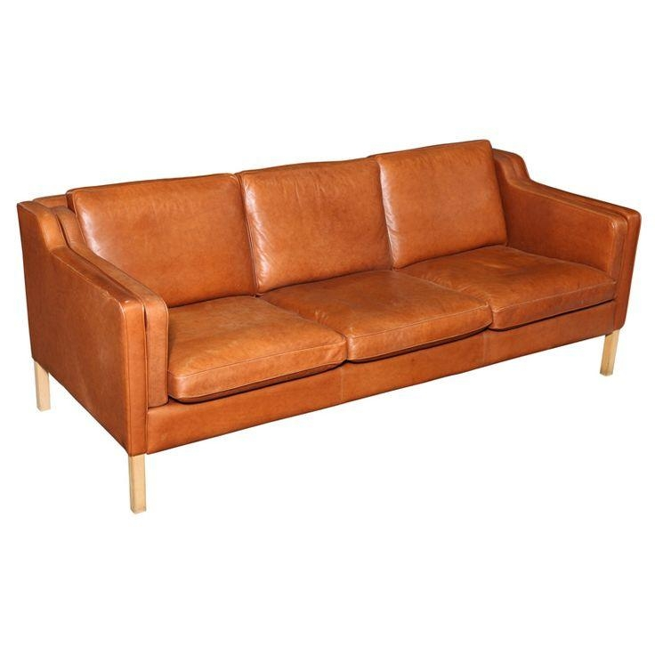 46 Best Danish Modern Sofas + Settees. Images On Pinterest In Danish Leather Sofas (Photo 10 of 20)