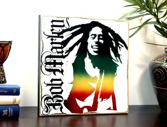 47 Best Bob Marley Room Idea! Images On Pinterest | Bob Marley Pertaining To Bob Marley Canvas Wall Art (View 15 of 20)