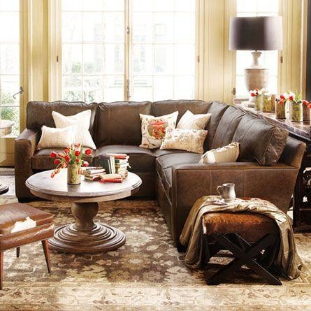 48 Best Arhaus Ideas Images On Pinterest | Living Room Furniture With Arhaus Leather Sofas (Image 8 of 20)