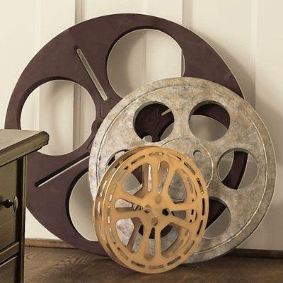 48 Best Movie Themed Room Images On Pinterest | Movie Themed Rooms With Film Reel Wall Art (Image 5 of 20)
