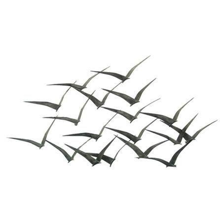 49 Best Birds Images On Pinterest | Bird Art, Animals And Diy Throughout Flock Of Birds Metal Wall Art (View 6 of 20)
