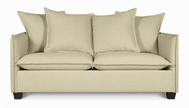 5 Apartment Sized Sofas That Are Lifesavers | Hgtv's Decorating With Regard To Condo Size Sofas (Photo 2 of 20)