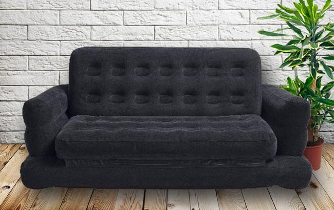 5 Ways To Use An Inflatable Sofa Bed Intended For Intex Air Sofa Beds (Image 1 of 20)