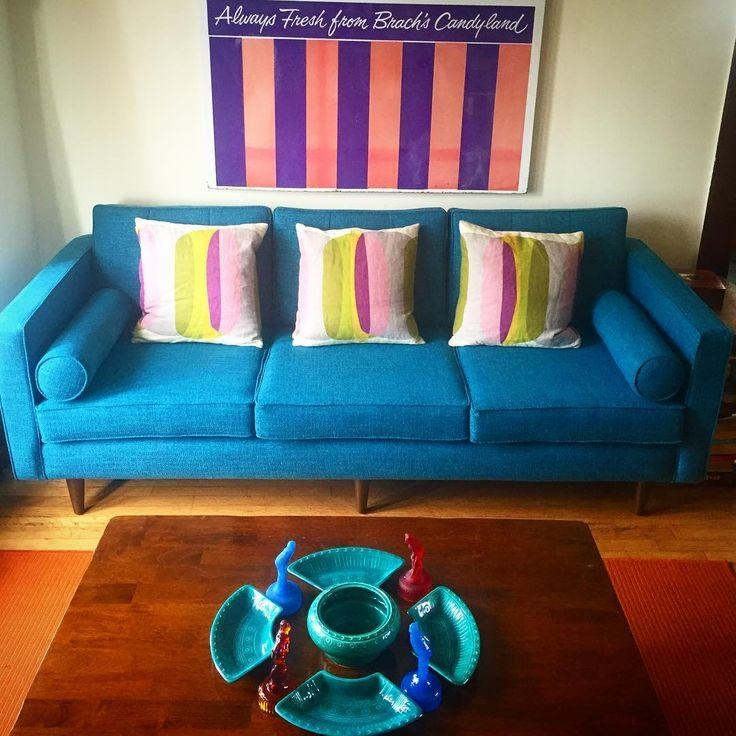 508 Best Happy Joybird Customers Images On Pinterest | Sofas, Mid With Braxton Sofas (Image 1 of 20)