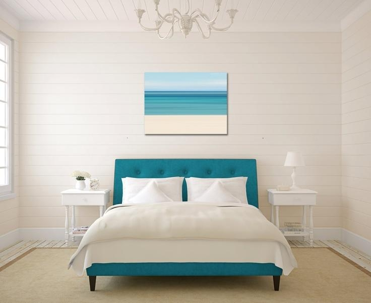 52 Best Beach Art Images On Pinterest | Beach Art, Painting Art With Beach Wall Art For Bedroom (Image 10 of 20)