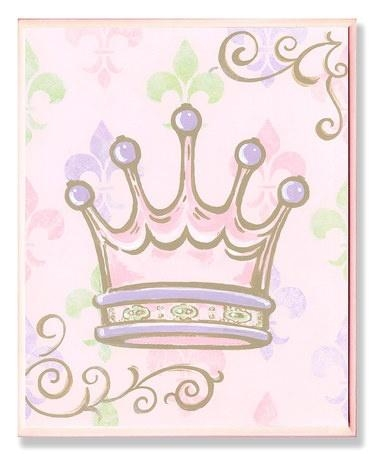 53 Best Art Crowns Images On Pinterest | Princess Crowns, Crowns With Princess Crown Wall Art (Image 3 of 20)
