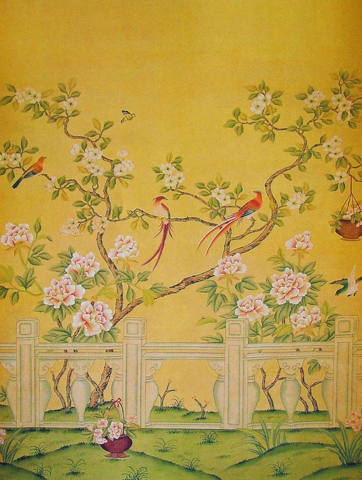 20 Chinoiserie Wall Art Wall Art Ideas