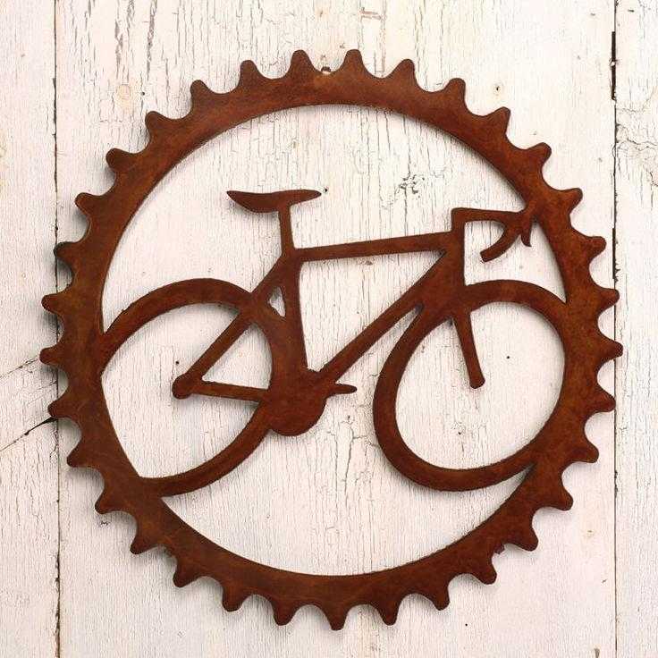 570 Best Cycling Images On Pinterest | Bicycle Art, Cycling Art Within Cycling Wall Art (Photo 10 of 20)