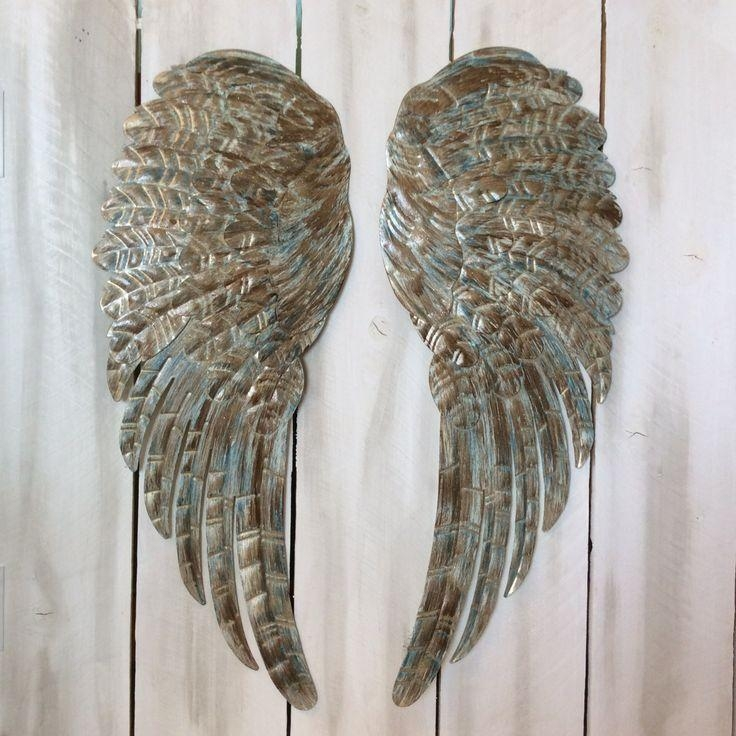 610 Best Angel Wings Images On Pinterest | Angel Wings, Angel Pertaining To Angel Wings Wall Art (Image 2 of 20)