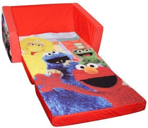 62 Best Sesame Street Images On Pinterest | Sesame Streets, Elmo Pertaining To Elmo Flip Open Sofas (Image 6 of 20)