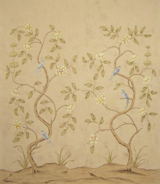 65 Best Chinoiserie Images On Pinterest | Chinoiserie, Chinoiserie With Regard To Chinoiserie Wall Art (Image 6 of 20)