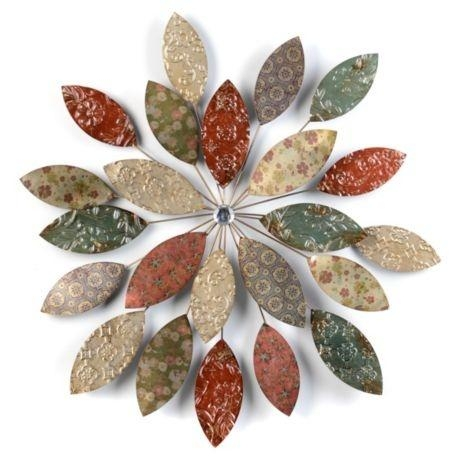 Featured Image of Botanical Metal Wall Art