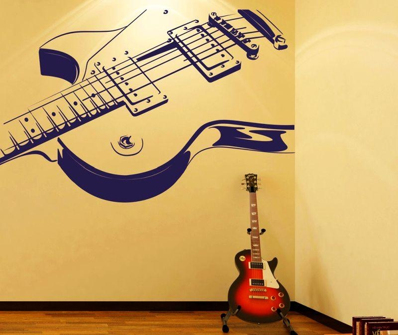 7 Must Try Music Themed Home Decor Ideas For Music Lovers Throughout Music Theme Wall Art (View 9 of 20)