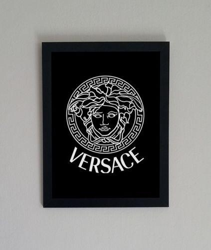 74 Best Room Makeover Images On Pinterest | Baron, Bedroom Ideas Regarding Versace Wall Art (Image 4 of 20)