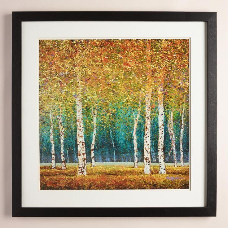 75 Best First Floor Images On Pinterest | Mirror Mirror, Floor Intended For Autumn Inspired Wall Art (View 10 of 20)