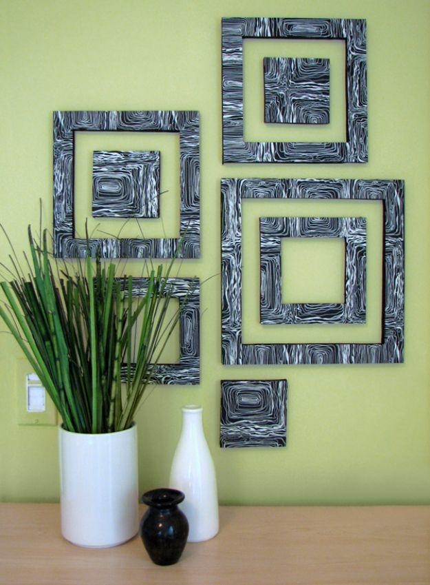 76 Brilliant Diy Wall Art Ideas For Your Blank Walls – Page 2 Of With Cheap Wall Art And Decor (Image 6 of 20)