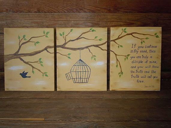 Wall Art: Scripture Canvas Wall Art (#14 of 20 Photos)
