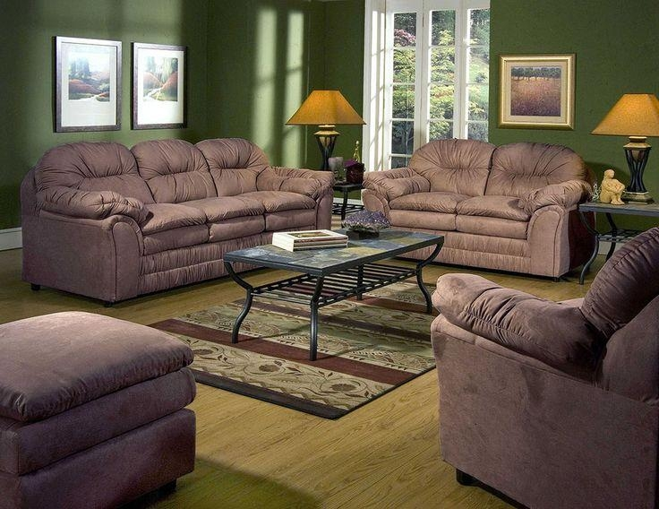 8 Best Big Comfy Couches :) Images On Pinterest | Living Room Sofa Pertaining To Simmons Microfiber Sofas (Image 7 of 20)