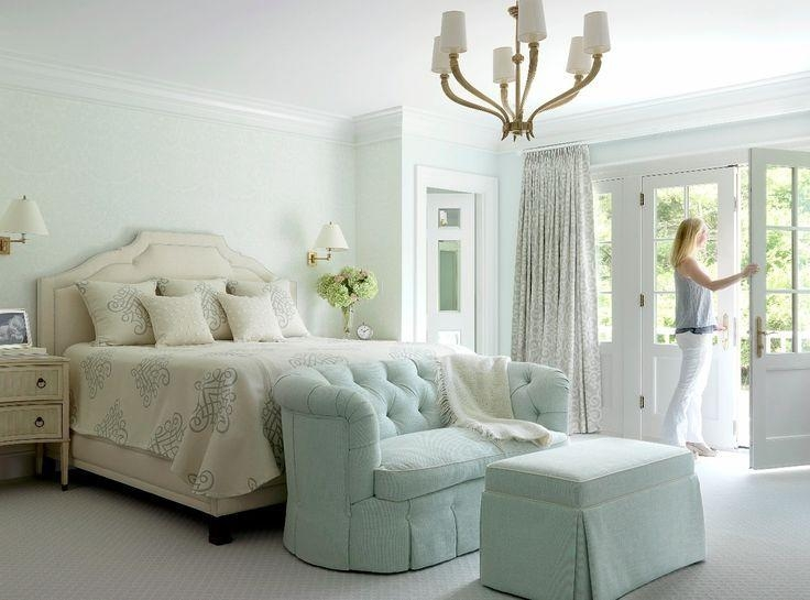 8 Best My Sea Foam Green Room Ideas Images On Pinterest | Bedroom Inside Seafoam Green Sofas (Image 2 of 20)
