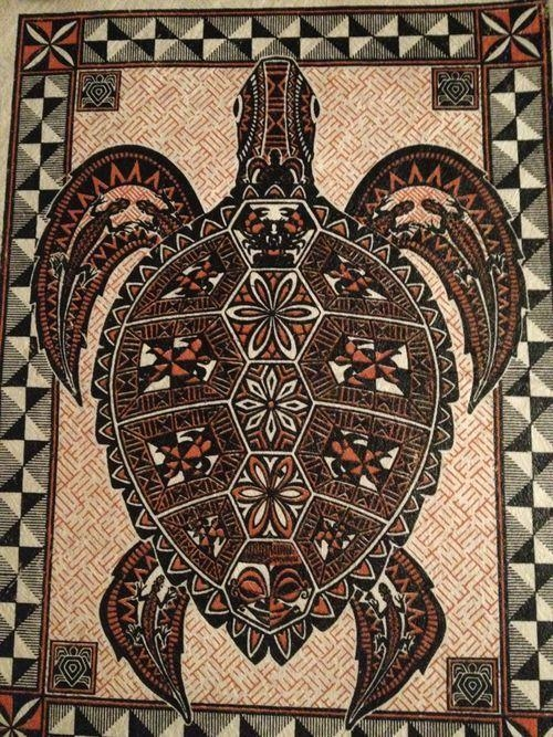 8 Best Pacific Tat Too Images On Pinterest | Polynesian Tattoos Inside Polynesian Wall Art (Image 6 of 20)