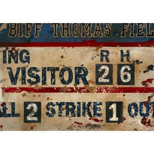 80 Best Baseball Theme Images On Pinterest | Baseball Stuff Within Vintage Baseball Wall Art (Image 7 of 20)
