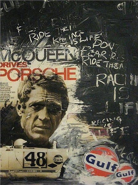 80 Best Le Mans Images On Pinterest | Car Posters, Car And Le Mans With Regard To Steve Mcqueen Wall Art (Photo 6 of 20)
