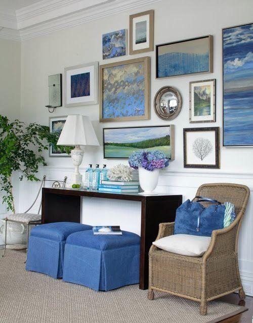 804 Best Beach Cottage Collection Images On Pinterest | Beach Within Beach Cottage Wall Decors (Photo 6 of 20)