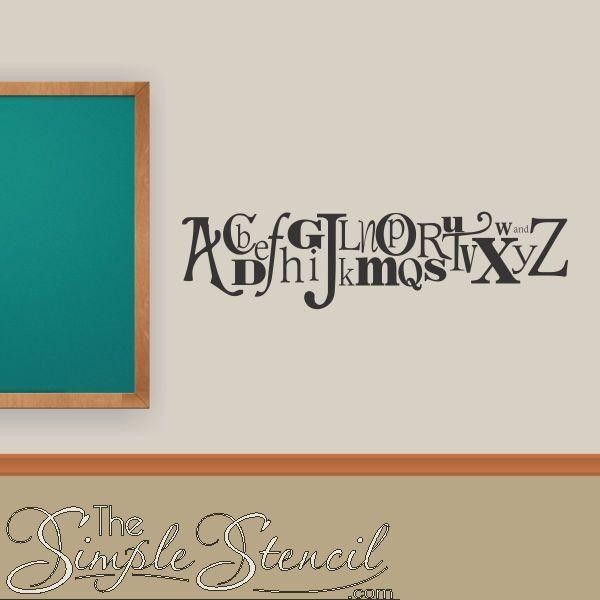 81 Best Classroom And School Wall Quotes & Lettering Decals Images Pertaining To Classroom Vinyl Wall Art (Photo 1 of 20)