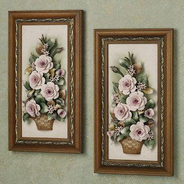 82 Best Wall Art Polymer Clay Images On Pinterest | Polymer Clay Pertaining To Polymer Clay Wall Art (Photo 19 of 20)