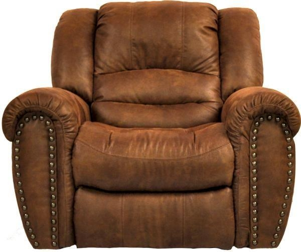 8295 Microfiber Glider Reclinercheers Sofa | Living Room Decor Within Cheers Sofas (Image 1 of 20)