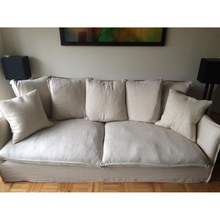 89 Best Sofas Images On Pinterest | Sofas, Couch And West Elm Inside Crate And Barrel Futon Sofas (Image 1 of 20)