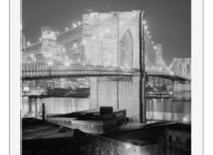 9 Brooklyn Bridge Wall Decal, Taxi On Brooklyn Bridge Wall Decals With Brooklyn Bridge Wall Decals (Image 4 of 20)