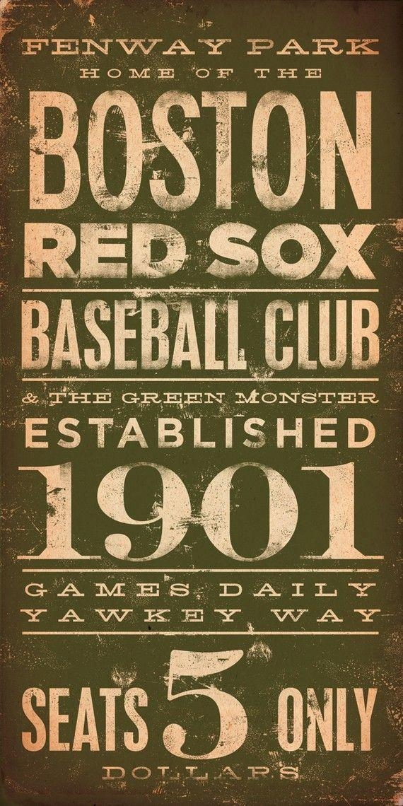 95 Best Conner's Room Images On Pinterest | Boston Red Sox, Fenway Intended For Red Sox Wall Art (Photo 13 of 20)