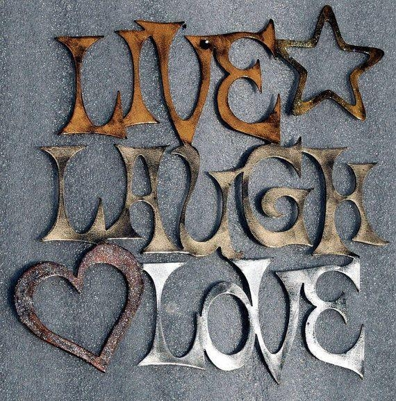 95 Best Live Laugh Love Images On Pinterest | Live Laugh Love With Regard To Live Love Laugh Metal Wall Art (Image 4 of 20)