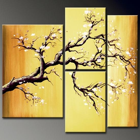 95 Best Multi Canvas Images On Pinterest | Paintings, Canvas Within Multi Canvas Wall Art (Photo 19 of 20)