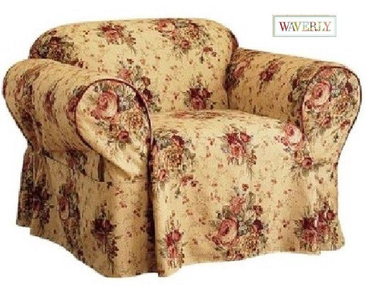 96 Best Slipcover 4 Recliner Couch Images On Pinterest | Recliners Inside Slipcover For Reclining Sofas (View 20 of 20)
