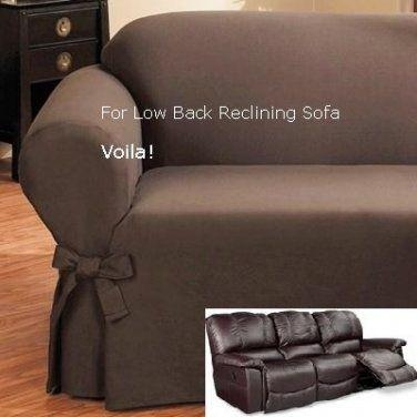 97 Best Slipcover 4 Recliner Couch Images On Pinterest | Recliners Intended For Slipcover For Reclining Sofas (View 3 of 20)