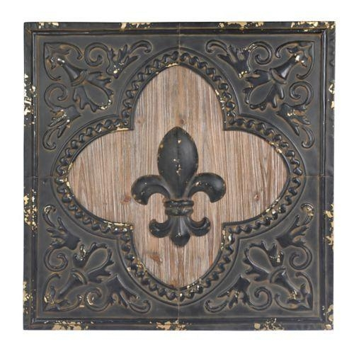 98 Best Wall Decor Images On Pinterest | Wall Decor, Hobby Lobby Intended For Metal Fleur De Lis Wall Art (View 14 of 20)