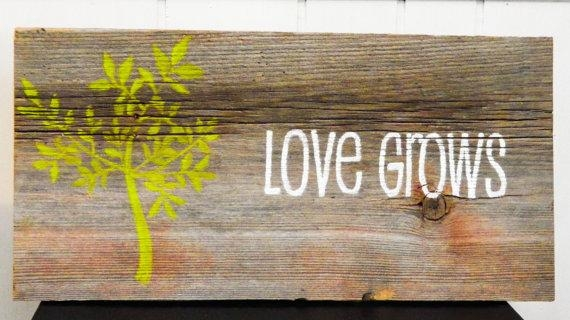 A Touch Of Rustic Charm | Designstyle For Wood Word Wall Art (Image 4 of 20)